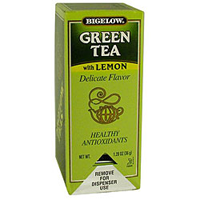 green-tea-with-lemon