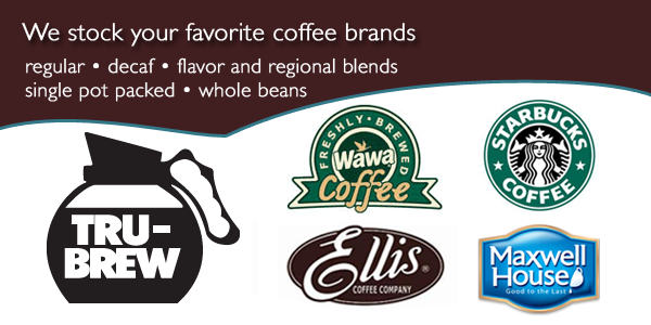 Coffee Brands - Tru-Brew Coffee Service