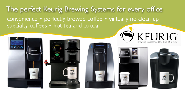 Keurig Brewing Systems - Tru-Brew Coffee Service