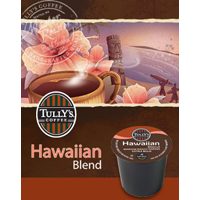 Tully's Hawaiian K-Cup